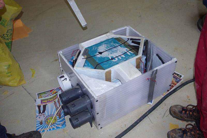 maison bioclimatique - Fabriquer Une Vmc Double Flux Fait Maison